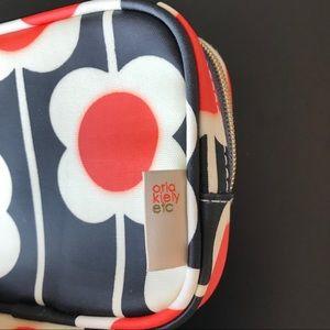 ORLA KIELY Makeup Cosmetic Bag EUC